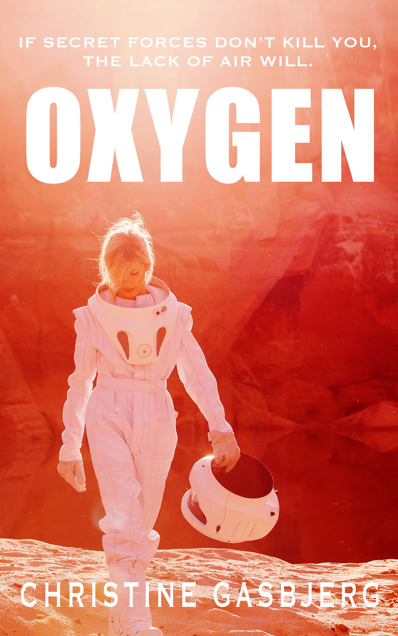 Oxygen  (new title and cover)